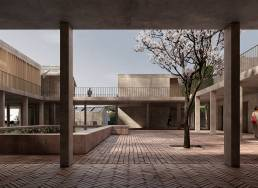 Luppa Architects Douro Competition