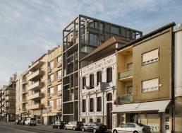 Luppa Architects Edifício Panorama Alfa Atlântica
