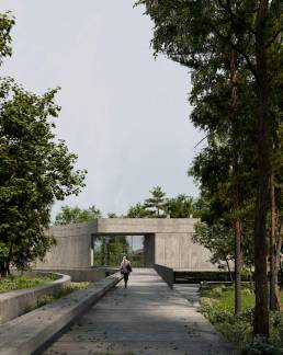 Luppa Architects Gulbenkian